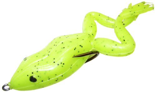 Snag Proof Original Frog Lure-Cast Size (Chartreuse, 0.20-Ounce), Outdoor Stuffs