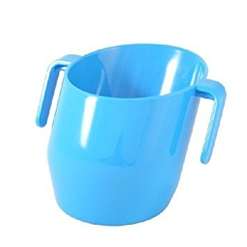 Yellow /& Blue 2 cups Supplied SOLID COLOUR Doidy Cup Bundle