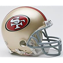 San Francisco 49ers NFL Replica Mini Helmet With Z2b Face Mask