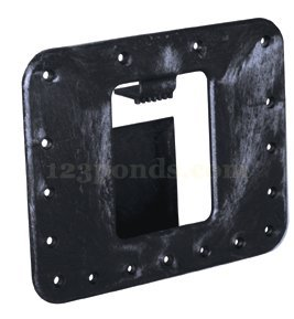6in Compact Skimmer Faceplate Assembly (Savio Pond Skimmers)