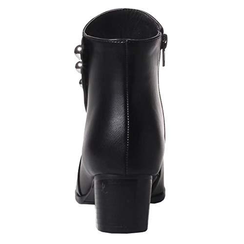Boot Black AIYOUMEI AIYOUMEI Classic Women's Women's xT86qn
