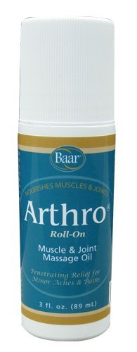 Baar Products Arthro Muscle & Joint Masssage Oil Roll-On,...