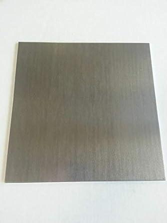 .125  Aluminum Sheet Plate 4 Pcs 4 X 4 1//8  Flat stock