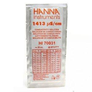 Hanna Instruments HI 70031P Conductivity Calibration Solu...
