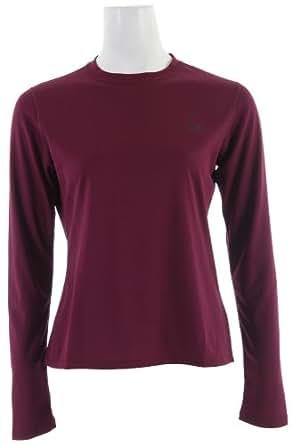 Sierra Designs Trainer L/S Shirt Radish Womens Sz M