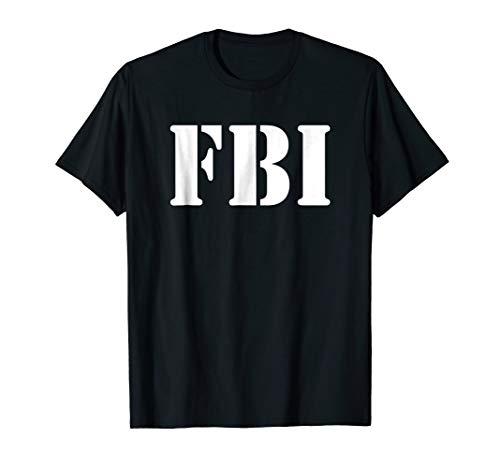 FBI Halloween Costume Shirt ()