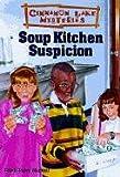 Soup Kitchen Suspicion, Dandi Daley Mackall, 0570053129