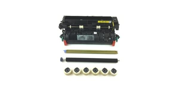 T654 New for Lexmark 40X4724 Premium Printing Products Compatible Maintenance Kit T652 40X4767works with: Optra T650