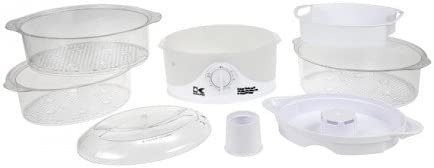 Kalorik Food Steamer, White