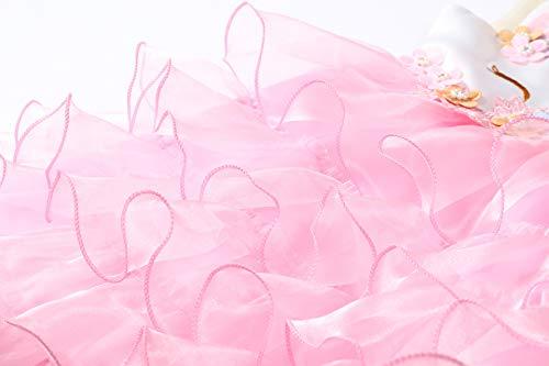 fe6e73944 LEMONBABY My Little Pony Sleeveless Princess Birthday Party Dress ...