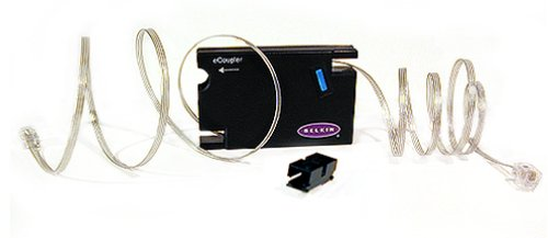 Retractable Cord Rj11 Modem Cable - Belkin RJ11 Retractable Phone Modem Cord Manager (10 FT)