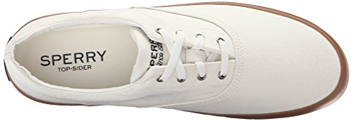 Sperry Top-sider Mens Wahoo Cvo Fashion Sneaker Bianco