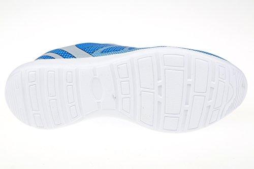 gibra - Zapatillas de tela para mujer Azul - azul