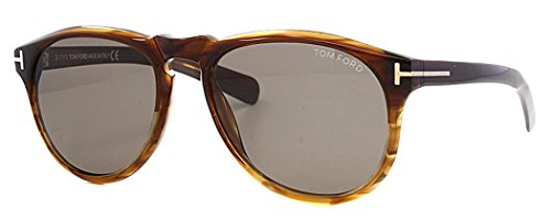 Tom Ford Sunglasses FT9291 Flynn 50F dark brown/gradient - Kids Ford Tom For