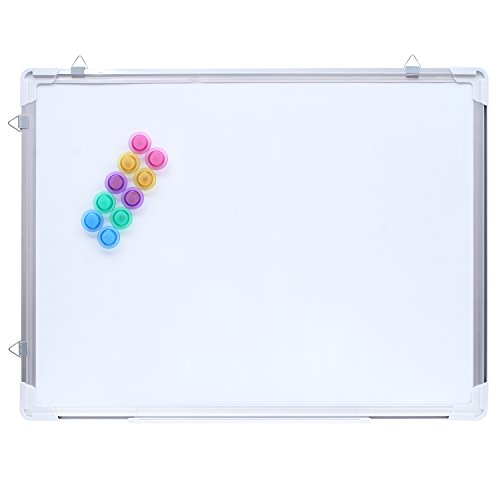 80X110 cm Scratch Proof Enamel Master of Boards Porcelain Magnetic Whiteboard 25 Year Guarantee 2 Sizes