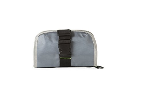In A Pikle Gherkin Interior Pouches Coordinating Wristlet Gray by In a Pikle