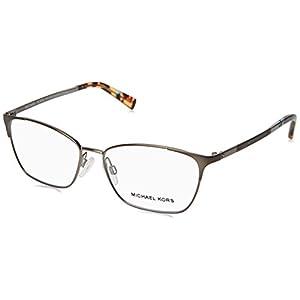 Michael Kors VERBIER MK3001 Eyeglass Frames 1025-52 - Gunmetal
