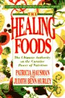 The Healing Foods, Patricia Hausman and Judith Benn Hurley, 0440503388