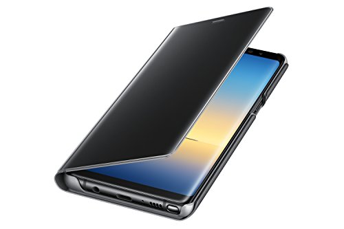 Samsung EF-ZN950CBEGUS Galaxy Note8 S-View Flip Cover with Kickstand, Black by Samsung (Image #4)