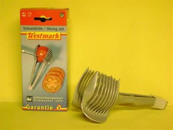 Tomato Slicing Aid by Westmark