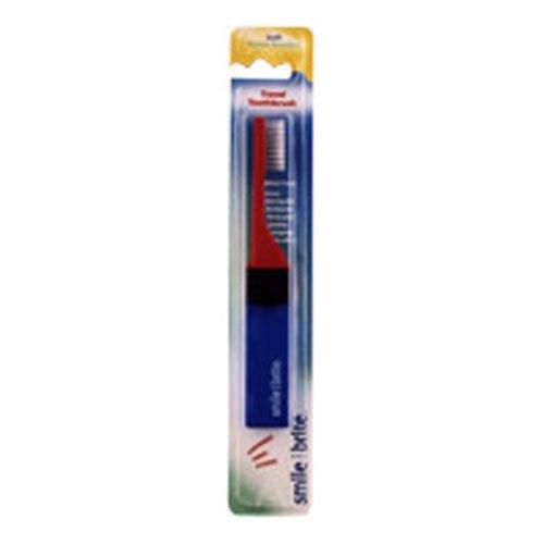 (Smile Brite Toothbrushes Travel Toothbrush)