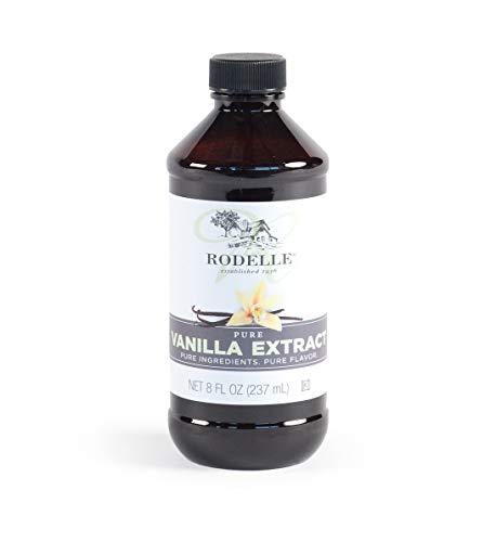 (Rodelle, Pure Vanilla Extract, 8 oz)