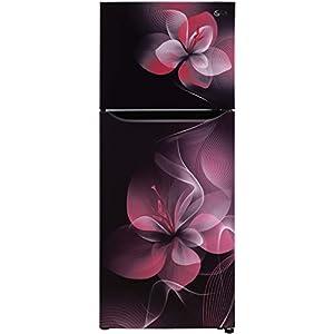 LG 260 L 2 Star Smart Inverter Frost-Free Double Door Refrigerator (GL-S292DPDY, Purple Dazzle, Convertible)