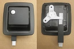 Trimark 060-0400 Flush Mount Baggage Lock 12054-37 Key TM500 Not Included