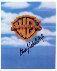 signed-zimbalist-efrem-jr-8x10-wb-logo-photo-autographed