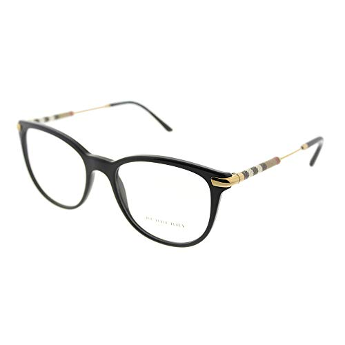 Burberry Women's BE2255Q Eyeglasses Black 51mm (Cheap Glasses Burberry)