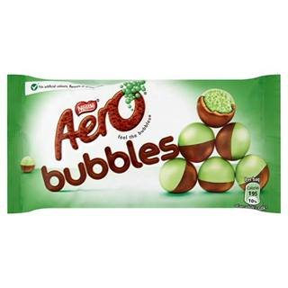 Aero Bubbles Peppermint 36G X Case Of 36