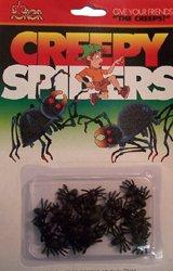 Mini Creepy Spiders (24)