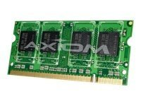 Axiom AX - DDR3-4 GB: 2 x 2 GB - SO-DIMM 204-pin - 1066 MHz / PC3-8500 - unbuffered - Non-ECC - for Apple MacBook (MC243G/A-AX) (AXIOM)
