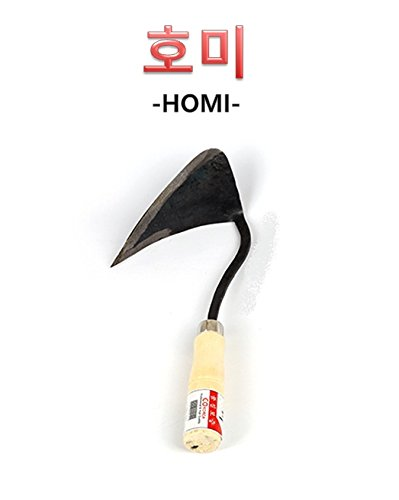 U-nomad HOMI - Korean Style Hand Plow Hoe - Lightweight, Easy Digging and Perfect for Anyone - Best Tool for Gardening and Horticulture by U-nomad