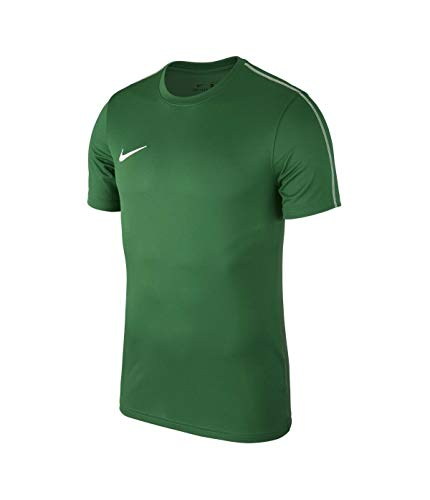 NWT NIKE Youth Park 18 SS Soccer Training Top Green AA2057-302 SZ - 302 Training