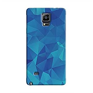 Cover It Up - Uneven Pixels Galaxy Note 4Hard Case