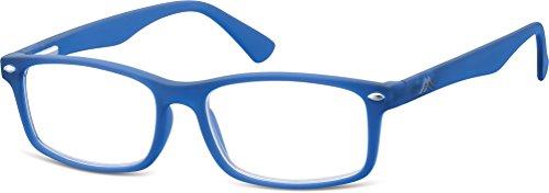 Montana MR83C +3.00 Blue Reading Glasses