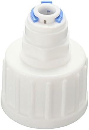 LMIAOM Invertir agua Filte Tap Connector Osmosis RO Garden 3//4 BSP a 1//4Tubo Accesorios de hardware Herramientas de bricolaje