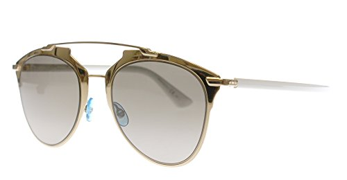 Sunglasses Christian Dior DIORREFLECTED Gold Aviator