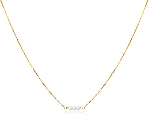 Pearl Necklaces | 3 Pearl...
