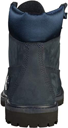 Premium Waterbuck Femmes satin Bleu Inch Bottes Timberland 6 EwvWqft7