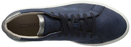 Scarpe Da Ginnastica Esprit Damen Sandrine Lace Up Blau (navy 400)
