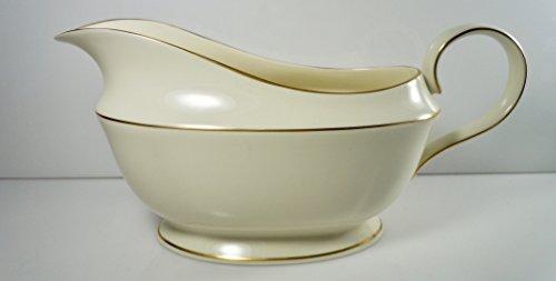 Lenox American Home Gold Gravy Boat ()