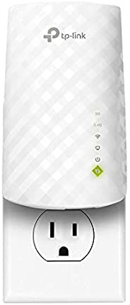 TP-Link AC750 WiFi Extender | Covers Up to 1200 Sq.ft and 20 Devices Up to 750Mbps| Dual Band WiFi Range Exten