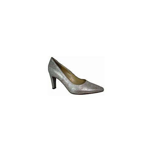Shoe Tosca Pewter Heeled Heeled Tosca Court q6v4nYIw
