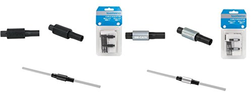 New Shimano Shift Cable Adjuster Set SM CA50P