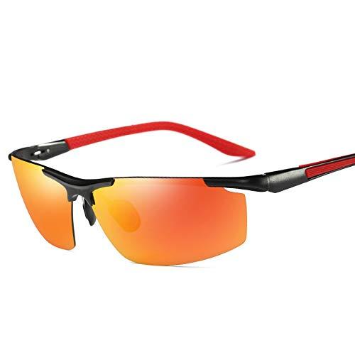en Nocturne par Soleil Vision de Sports sunglasses Lunettes Homme Mjia magnésium nbsp;Vue Aluminium pour Lunettes de de Sport B Lunettes de Lunettes de de polarisées pgwZxwfqA
