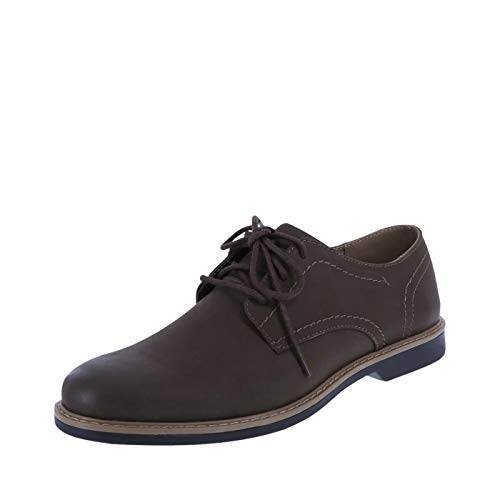- Dexter Men's Brown Men's Burt Plain-Toe Oxford 10 Regular