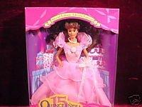 2000 Quinceanera Dress - Blonde Quinceanera Barbie doll 15th Birthday
