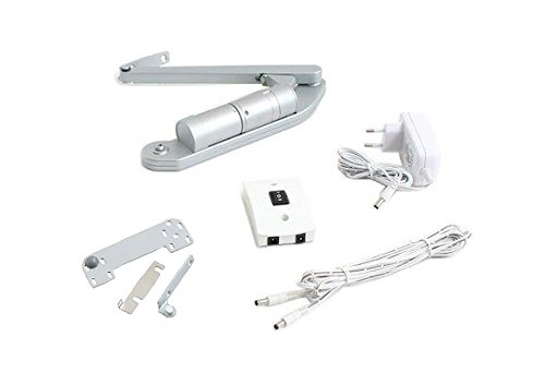 Rooftop / Skylight Window Opener Kit with Manual Switch Operation